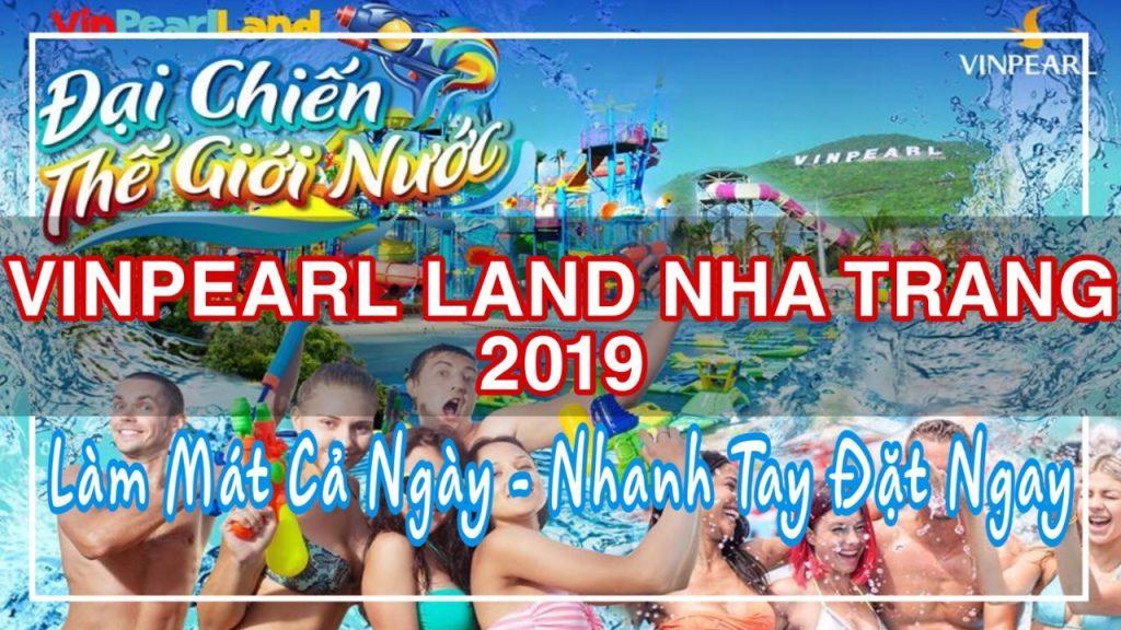Giá Vé Vinpearl Land Nha Trang 2019
