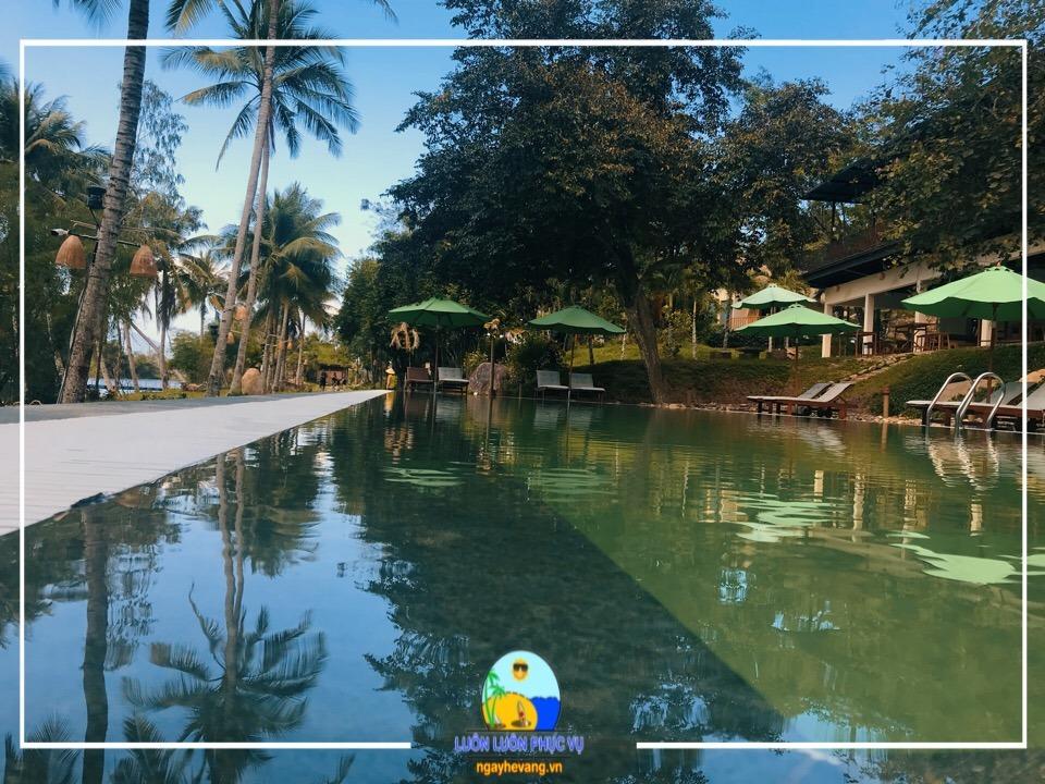 Suối Ba Hồ Nha Trang