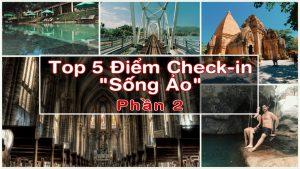 Top 5 Điểm Chup Hình Đẹp Nha Trang