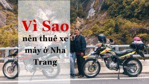 Thuê xe máy Nha Trang - Giá rẻ, Uy tín