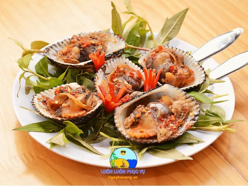 Sò Huyết Ngon Nha Trang