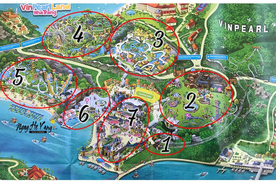 Kinh Nghiệm Đi Vinpear Land (Vinwoders) Nha Trang