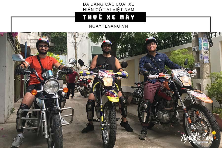 Thuê Xe Máy Ở Nha Trang