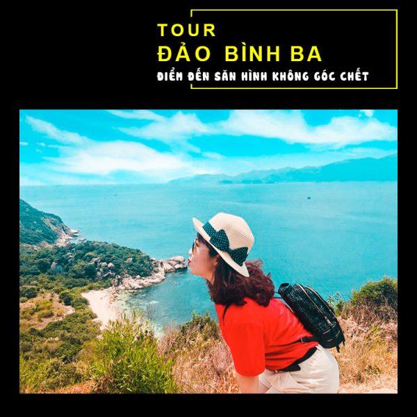 Tour Bình Ba Nha Trang - Trọn Gói - Giá Rẻ - Đang KM