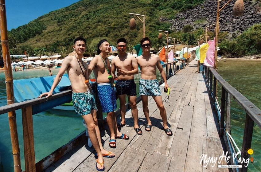 Tour Đảo Robinson Ở Nha Trang