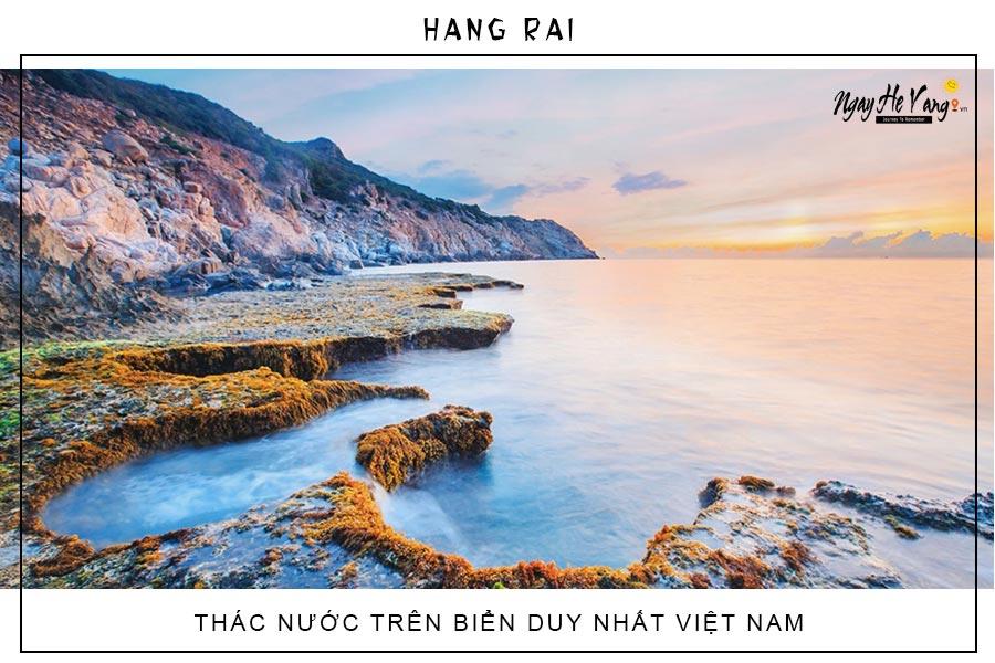Tour Hang Rái Vĩnh Hy