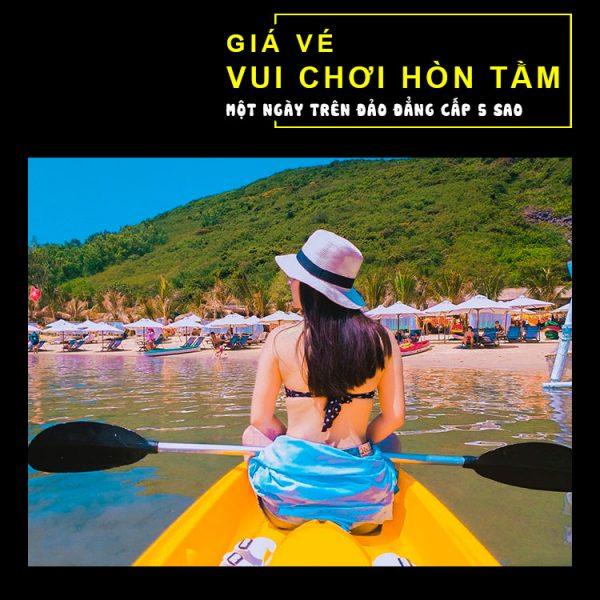 Giá vé Hòn Tằm Nha Trang