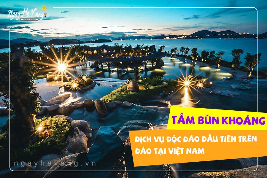 Vé Hòn Tằm Nha Trang