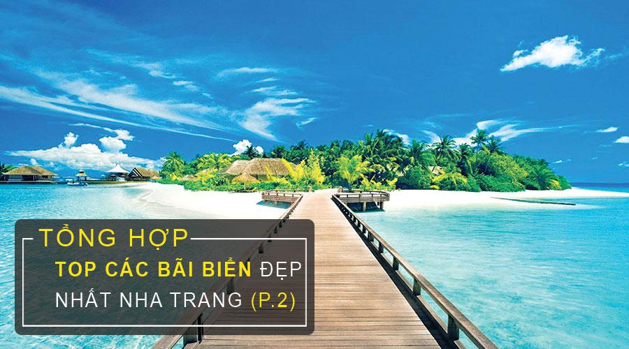 Bãi biển Đẹp Ở Nha Trang