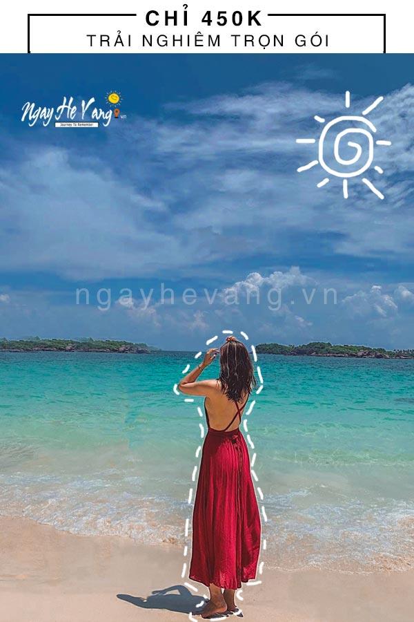 3 Đảo Robinson Nha Trang