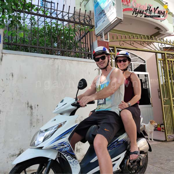 Địa điểm thuê xe máy Nha Trang