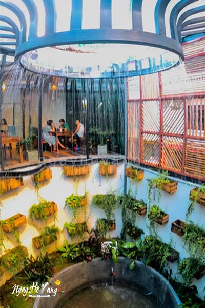 Quán Cafe Rain Forest Nha Trang