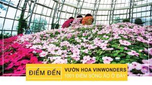 Vườn Hoa Vinpearl Land Nha Trang - Vinwonders