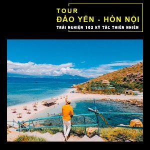 Tour Đảo Yến Hòn Nội Nha Trang