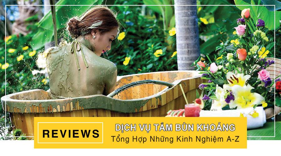 Review Kinh Nghiệm Tắm Bùn Khoáng Nha Trang