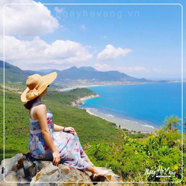 Tour Vịnh Ninh Vân Nha Trang