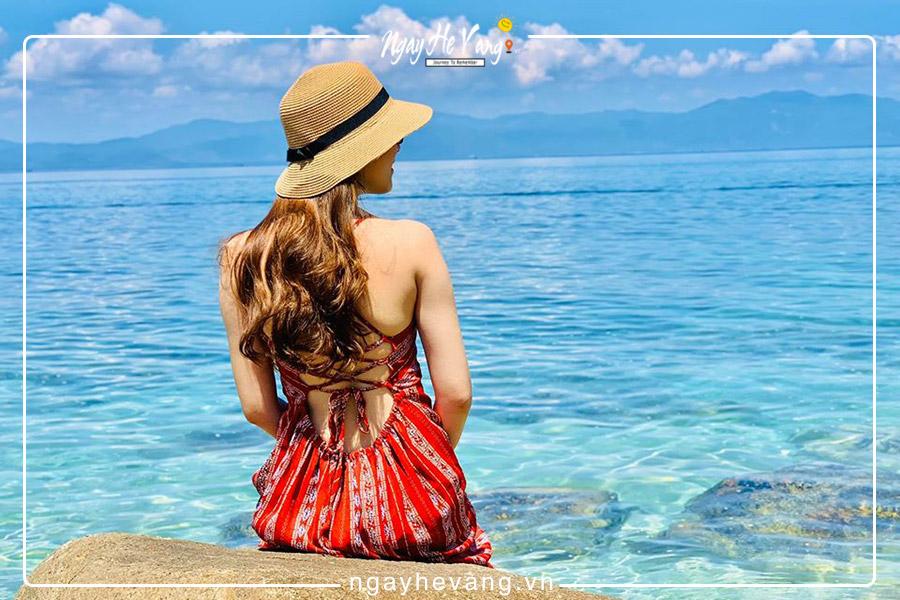 Giới thiệu về du lịch biển đảo ở Nha Trang