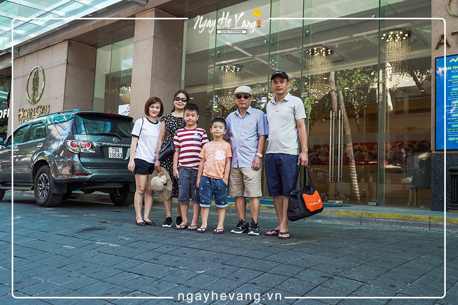 Đặt tour du lịch đảo Nha Trang ghép đoàn