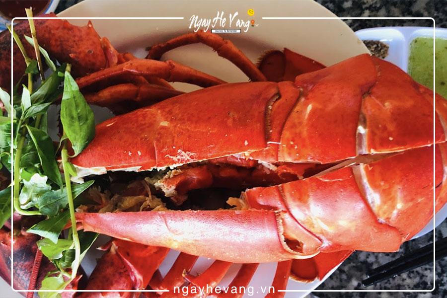Quán hải sản Bến Cảng Nha Trang