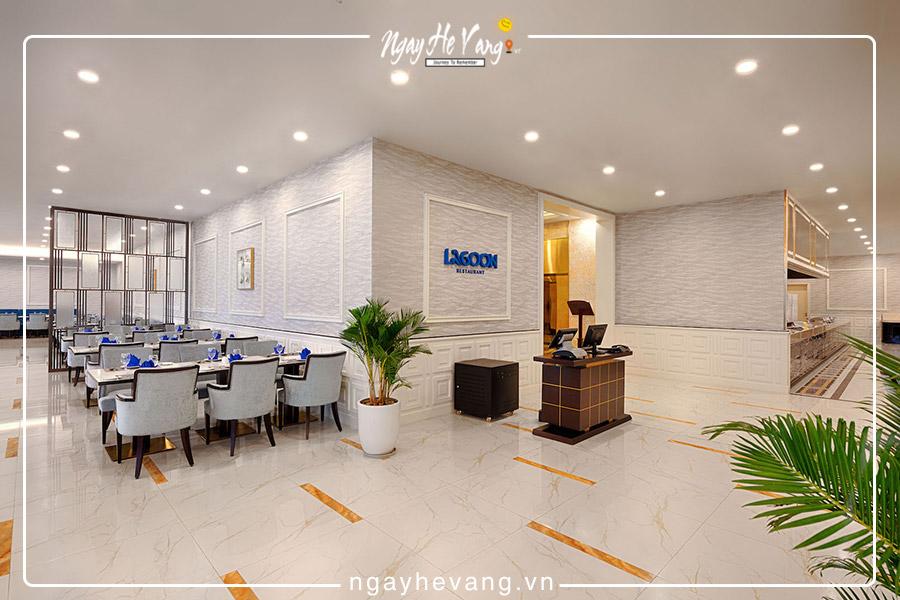 Nhà hàng Lagon Vinpearl Condotel Beach Front Nha Trang