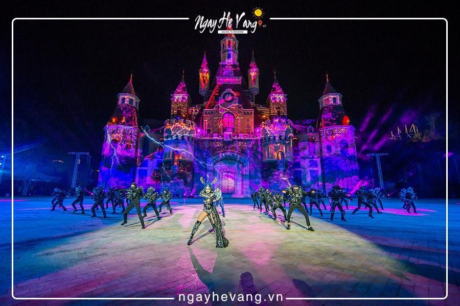 Tata show Vinpearl Nha Trang
