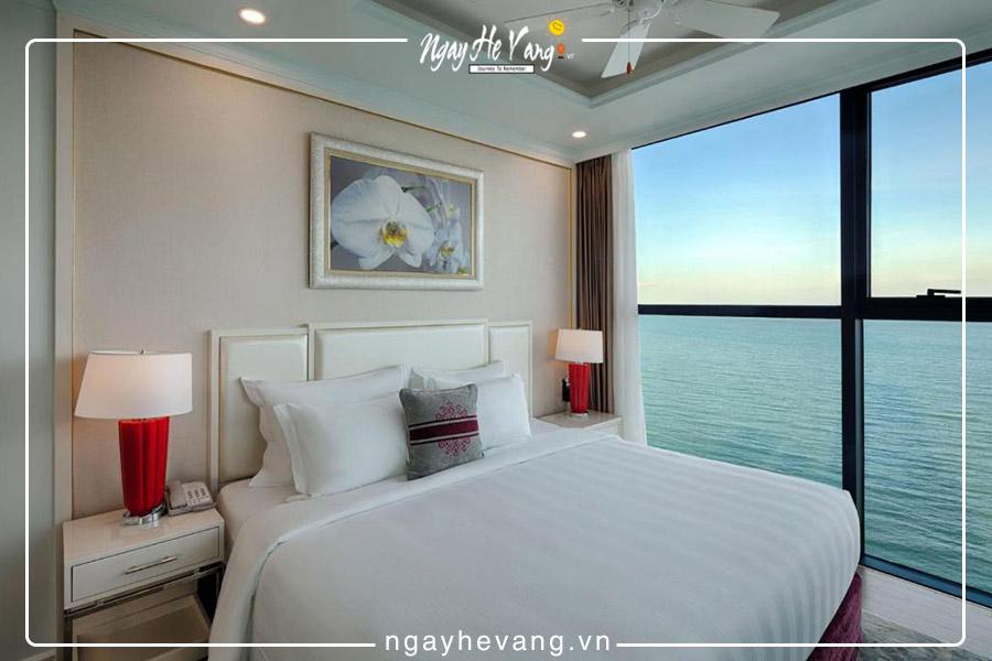 2 Phòng ngủ Vinpearl Condotel Beach Front Nha Trang