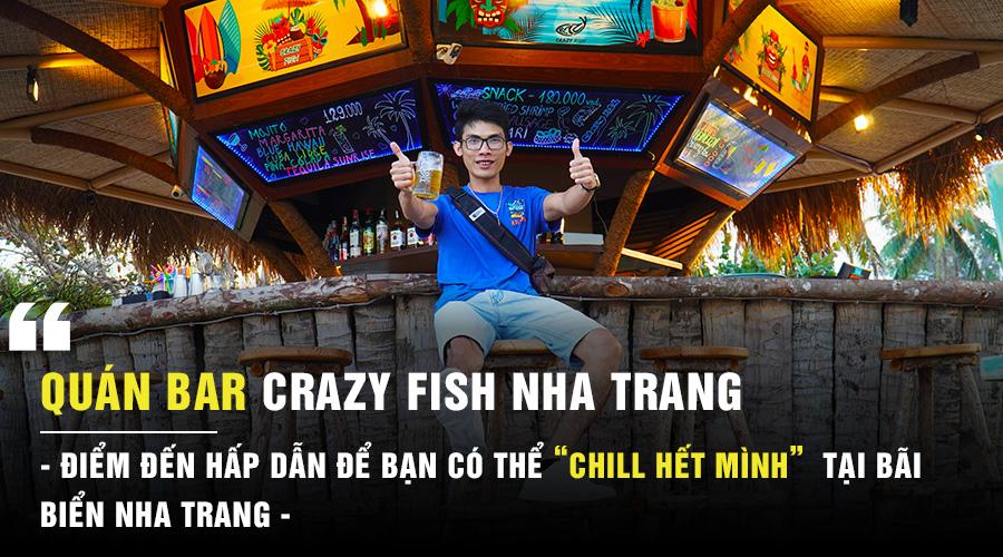 Quán Bar Crazy Fish Nha Trang