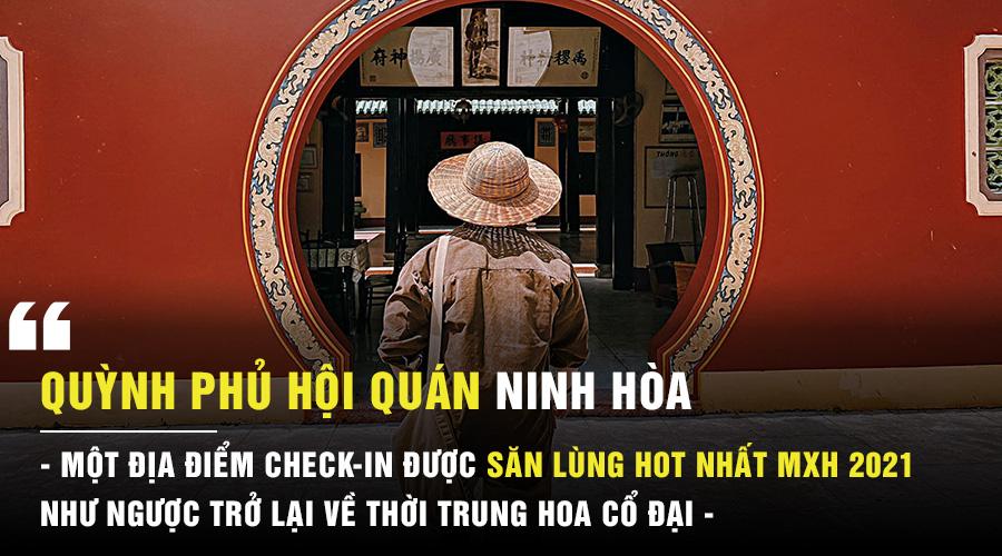 Quỳnh Phủ Hội Quán Ninh Hòa