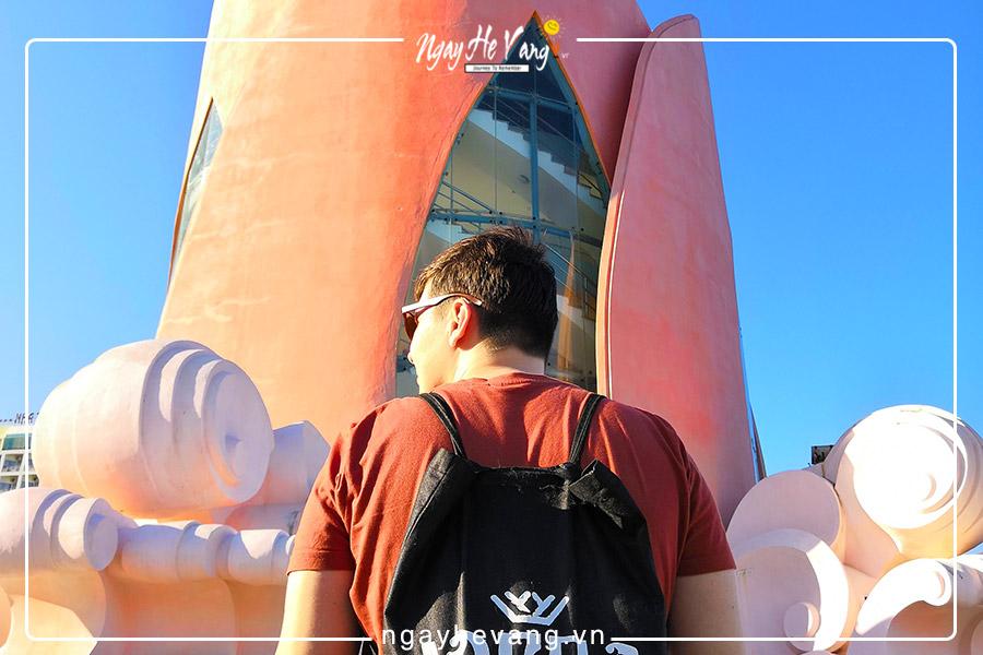 Ý nghĩa của tháp trầm hương Nha Trang