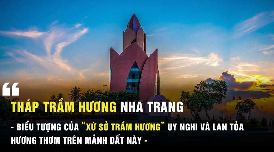 Tháp Trầm Hương Nha Trang