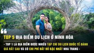 Địa điểm du lịch ở Ninh Hòa