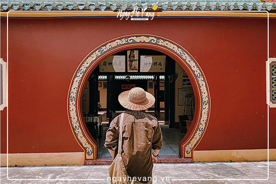 Địa điểm du lịch ở Ninh Hòa Quỳnh Phủ Hội Quán