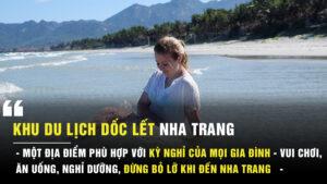 Khu du lịch dốc lết Nha Trang