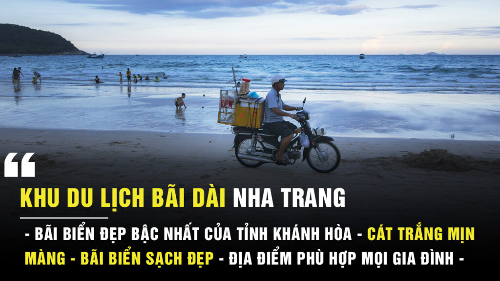 Khu du lịch Bãi Dài Nha Trang