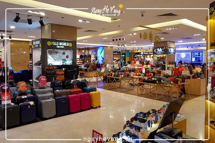 Trung tâm mua sắm Nha Trang Center