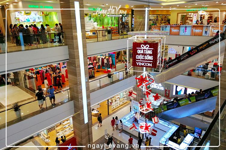 Trung tâm mua sắm Vincom Plaza Trần Phú