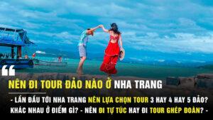 Tour Đảo Nha Trang