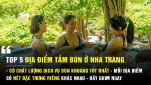 Địa điểm tắm bùn ở Nha Trang