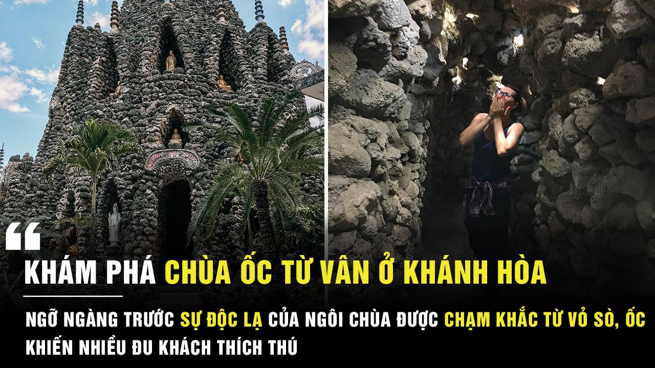 Chùa ốc Từ Vân Nha Trang
